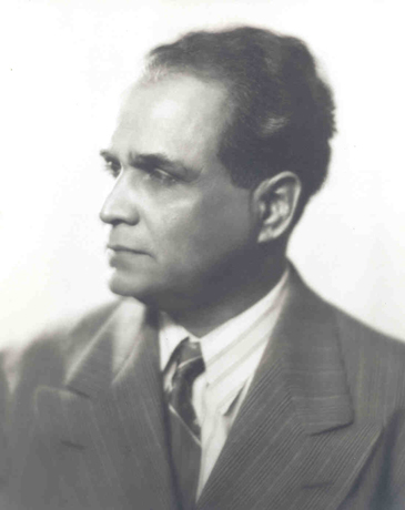 A.K. Mozumdar in 1938